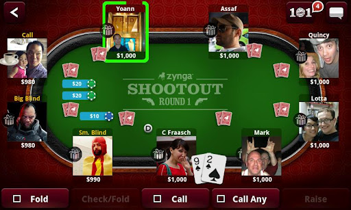 zynga poker levels